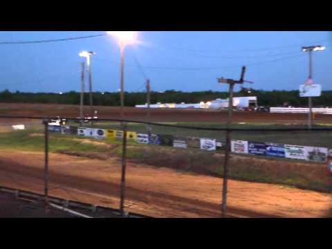 Abilene Speedway Streetstock Heat 6-20-15