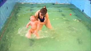 Обучение плаванию детей раннего возраста