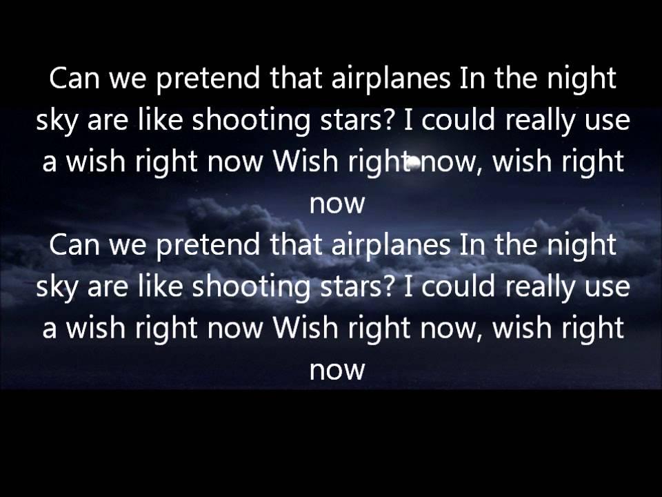 Airplanes- B.O.B Ft. Hayley Williams & Eminem + Lyrics ...  Airplanes- B.O....