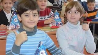 Выпускной 4 Б класс 2017 Константиновская школа № 6