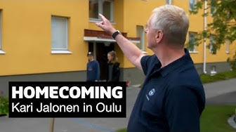Homecoming - Kari Jalonen in Oulu