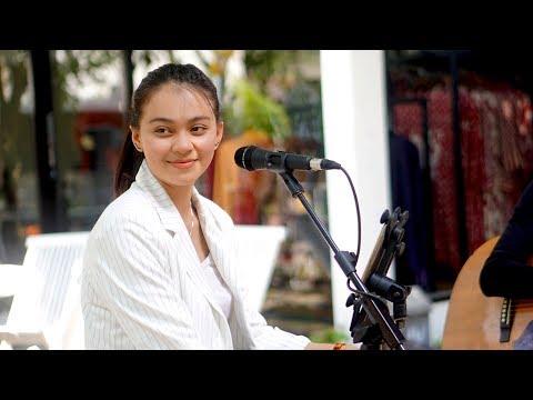 Cidro Didi Kempot - Dyah Novia \u0026 Topan Live Cover ( Yovie Music School )