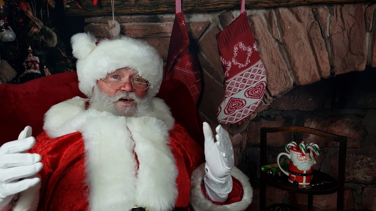 How Santa Became The Face Of Christmas