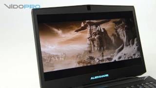 Новинка. Инопланетный ноутбук Alienware 17 от Dell
