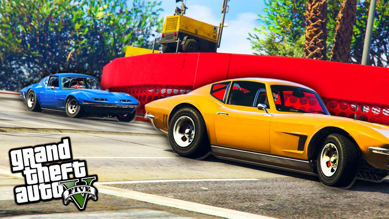 GTA 5 THE BEST & MOST EPIC RACE IN THE WHOLE WIDE WORLD!! GTA 5 ...