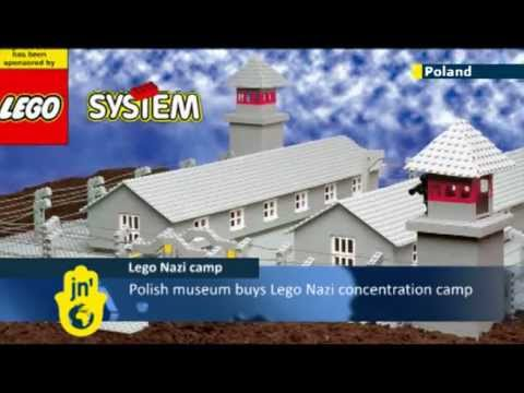Warsaw Museum buys Lego Nazi concentration camp artwork by Polish artist Zbigniew Libera for $71,800
