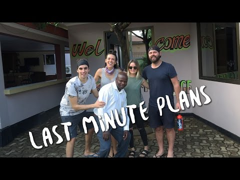 Booking Last Minute Travel | Africa Vlog 2