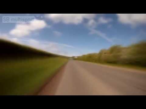Ayr Sprint Triathlon Bike Route