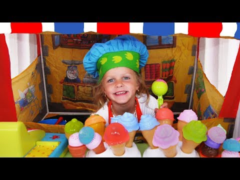 Ice Cream Song for Kids | Sing and Dance! | on Rhymes & Songs for Children