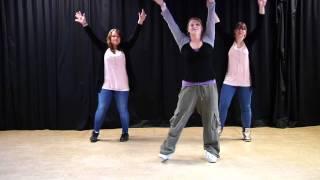 """Aktiv utfordring - Hvordan danse """"Bevegelsesdansen"""""""