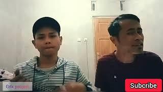 viral BENCI TAPI RINDU cover ukulele . by galih&mh cholil (ukulele)