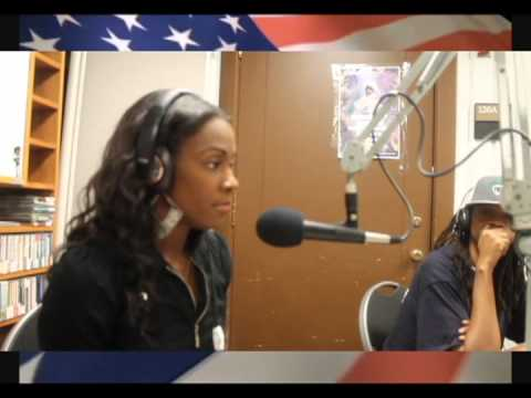 DeeDee Trotter Interview. 'Wired Radio