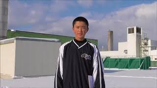 平成30年1月7日、学童野球の東16丁目フリッパーズを取材。OBの佐藤寛太...