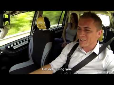 Fake taxi Funny Stupid Girl HD P1 Episode 7
