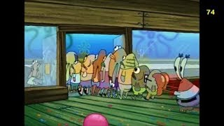 How Many People Have Left The Krusty Krab? - Part 1 Video