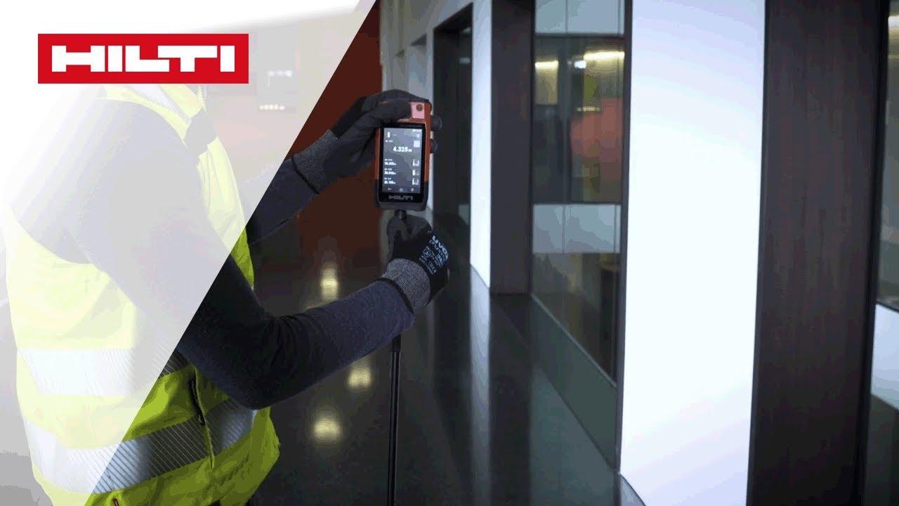 Anleitung teil hilti laser distanzmessgerät pd cs pd c