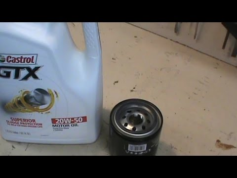 Scag Tiger Cat / Tiger Cub Hydraulic oil change made easy! - YouTube