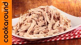 Maiale sfilacciato / Come fare la carne sfilacciata