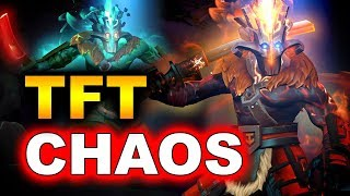 MATUMBAMAN + CHAOS vs TFT - EUROPE TI9 Playoffs! - The International 2019 DOTA 2