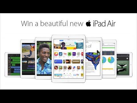 Win IPad Air 2 - 16GB Space Grey