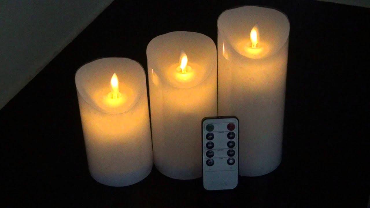Standerlampe Med Led Lys