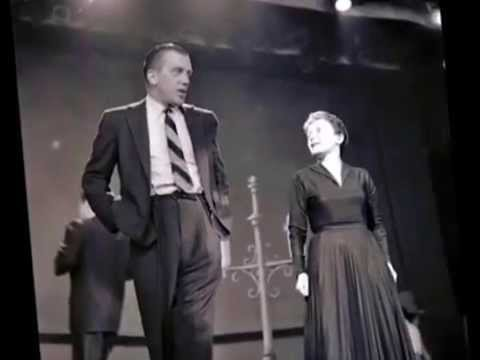 Edith Piaf - Carnegie Hall - La vie en rose 1956 - LIVE
