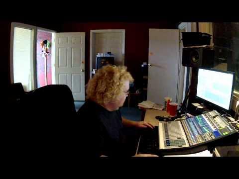 Hip Hop - Studio Recording Session (Training Video)
