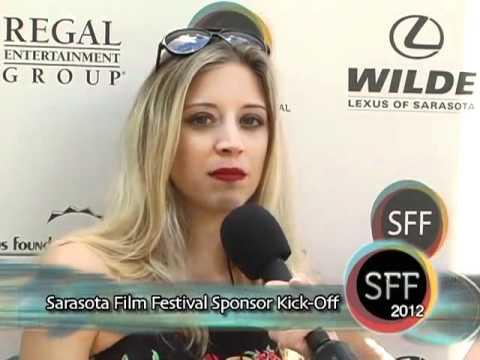 Sarasota Film Festival- 2012 Kick Off