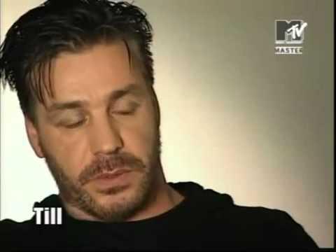 Rammstein - Interview MTV Masters Part 4/10