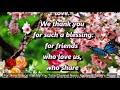Prayer For Friendship,Daily Prayer,A Prayer For Friend,Beautiful Christian Prayer,Today's Prayer