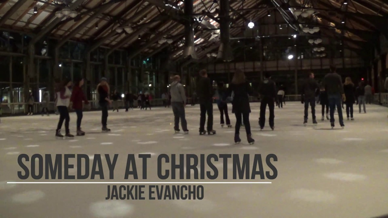 Jackie Evancho Someday At Christmas.Someday At Christmas Jackie Evancho