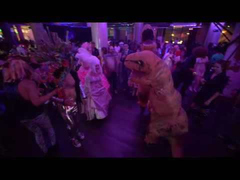 Scoutmob & Handpicked Atlanta Halloween Party 2016