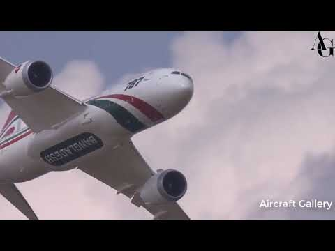 Biman Bangladesh Airlines Boeing 787-8 Dreamliner 2018