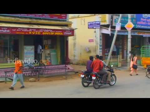 Rajapalayam streets, Tamilnadu