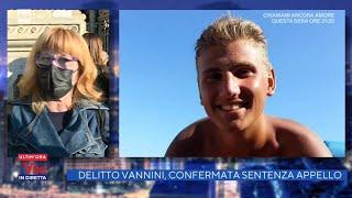 Vannini: la Cassazione conferma le condanne dei Ciontoli - La Vita in diretta - 03/05/2021