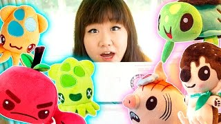 Inki-Drop Kawaii Indie Toys Unboxing + New KickStarter