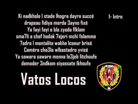 VATOS BLACK TÉLÉCHARGER ULTRAS LOCOS 2012 GRATUIT ARMY ALBUM