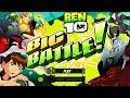 LANÇOU ! NOVO JOGO BEN 10 GRANDE BATALHA FOREVER KING - (Cartoon Network Games)