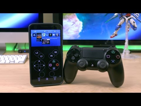 how to connect ps4 controller to android without root