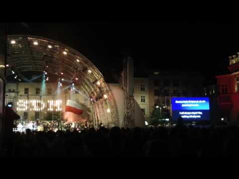 Poland, Krakow, Stare Miasto, Rynek Glowny, SDM 2016 (Światowe Dni Młodzieży Kraków 2016)