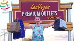Geld sparen in den Premium Outlets der USA Günstig Klamotten kaufen shoppen | YourTravel.TV