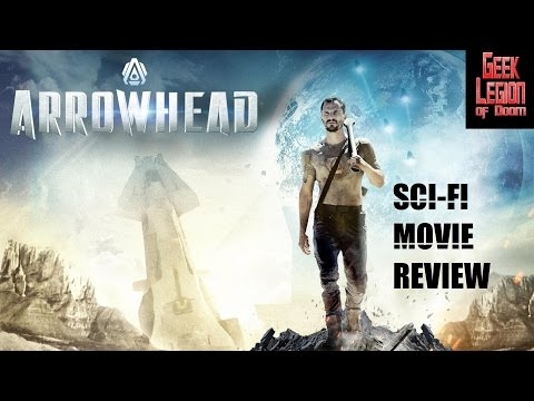 ARROWHEAD ( 2016 Aleisha Rose ) aka EXPLORER Sci-Fi Movie Review