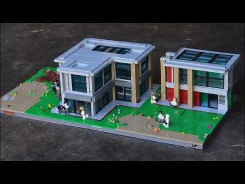 Modern Architecture Lego lego modern architecture series - youtube