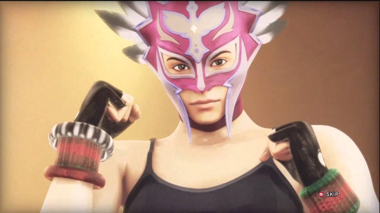 tekken tag tournament 2 : michelle chang ending (xbox 360) - youtube