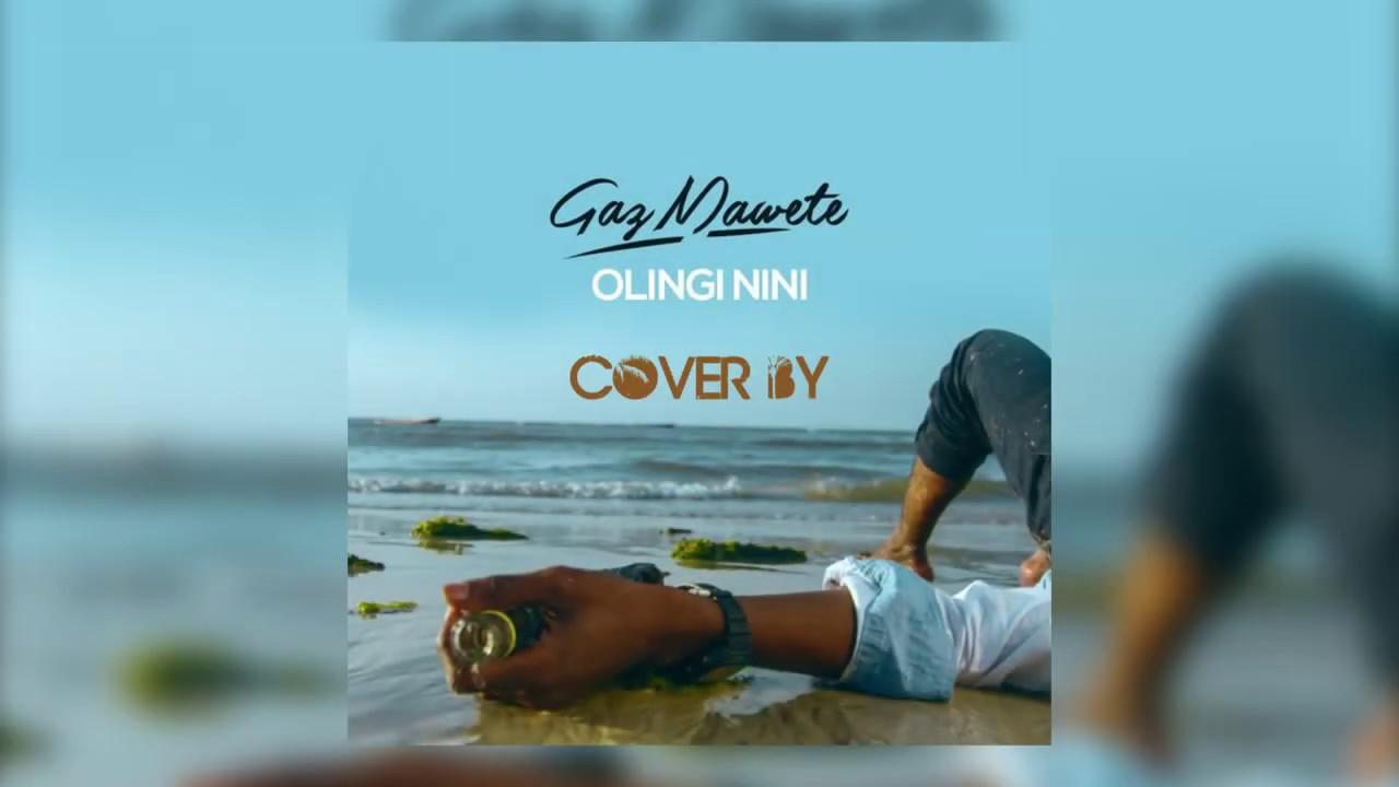 Cover Gaz Mawete Olingi Nini by Guyso L'arrangeur ft Mary Eddy