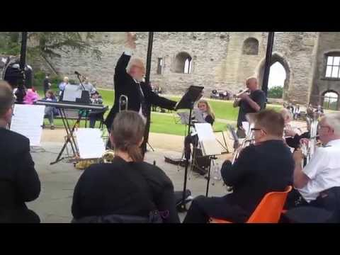 Suo Gran ( Empire of the Sun) - Salvation Army - Newark Castle Grounds (5)