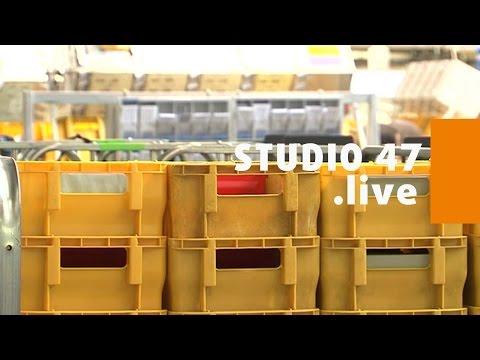 STUDIO 47 .live | BRIEFZENTRUM DUISBURG KURZ VOR DER NRW-LANDTAGSWAHL 2017