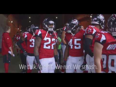 Atlanta Falcons Defense -  Super Bowl Hype