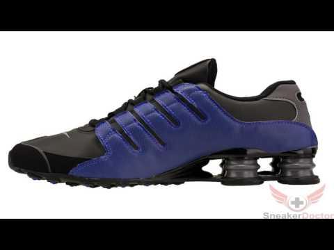 nike-shox-nz-sz-12.5-mens-running-shoes-black-new-in-box