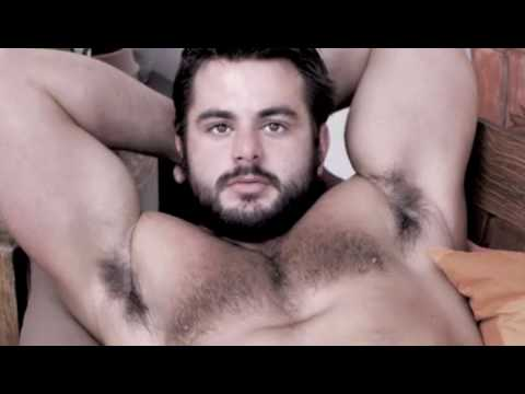 Arms gay guy hairy man